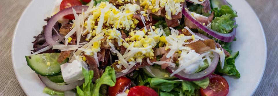 Gourmet Salads!