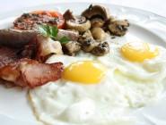 Alba's Full Breakfast